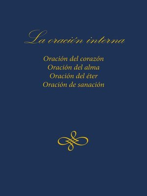 cover image of La oración interna