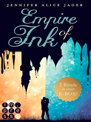 cover image of Empire of Ink