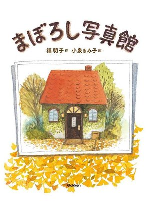 cover image of まぼろし写真館