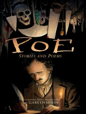 cover image of POE: Stories and Poems