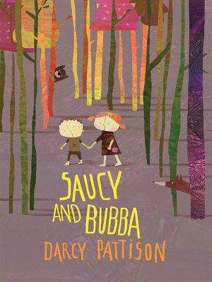 cover image of Saucy and Bubba