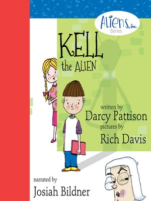 cover image of Kell the Alien