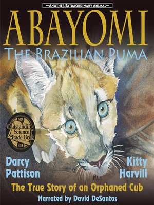 cover image of Abayomi the Brazilian Puma