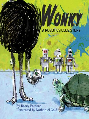 cover image of Wonky