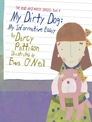 cover image of My Dirty Dog