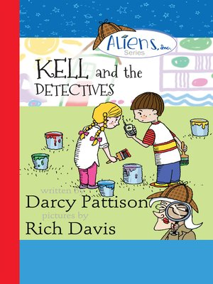 cover image of Kell and the Detectives