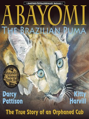 cover image of Abayomi, the Brazilian Puma