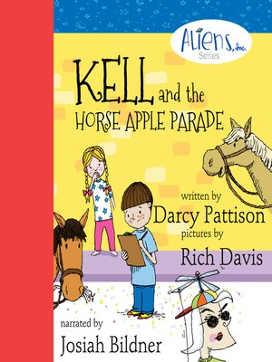 cover image of Kell and the Horse Apple Parade