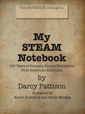 cover image of My STEAM Notebook