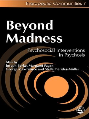 cover image of Beyond Madness