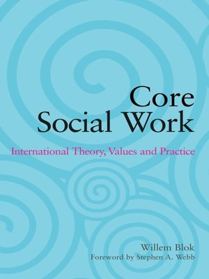 cover image of Core Social Work