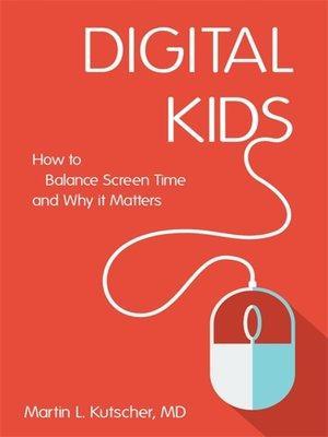 cover image of Digital Kids