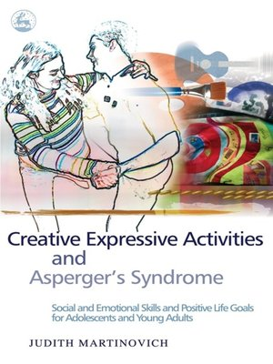cover image of Creative Expressive Activities and Asperger's Syndrome