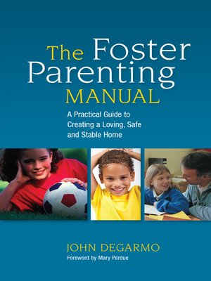 cover image of The Foster Parenting Manual