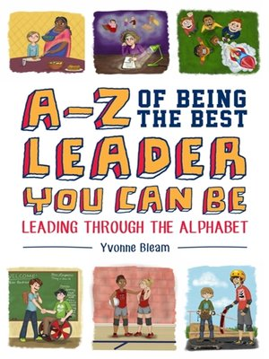 cover image of A-Z of Being the Best Leader You Can Be
