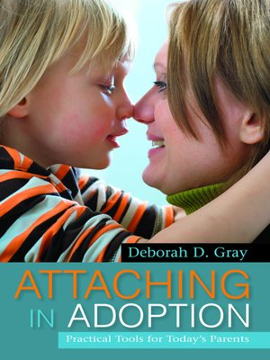 cover image of Attaching in Adoption