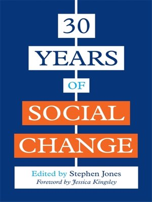 cover image of 30 Years of Social Change