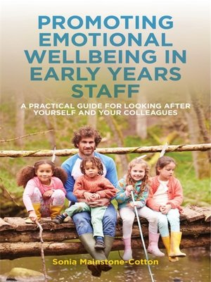 cover image of Promoting Emotional Wellbeing in Early Years Staff