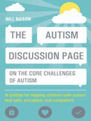 cover image of The Autism Discussion Page on the core challenges of autism