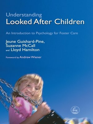 cover image of Understanding Looked After Children