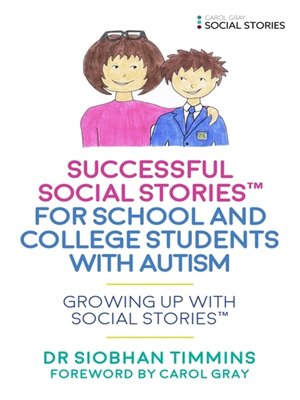 cover image of Successful Social Stories<sup>TM</sup> for School and College Students with Autism