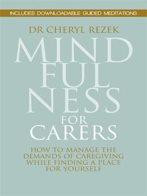 cover image of Mindfulness for Carers