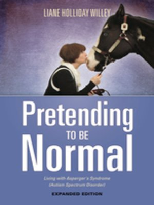 cover image of Pretending to Be Normal