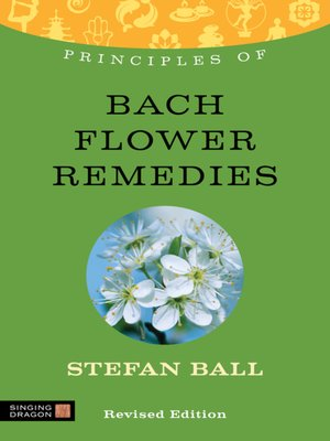 cover image of Principles of Bach Flower Remedies