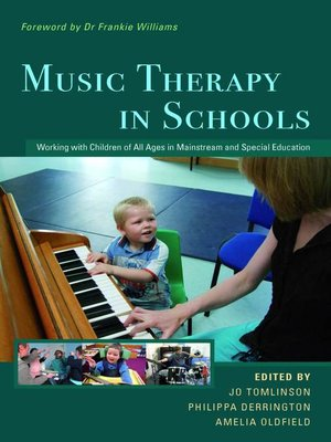 cover image of Music Therapy in Schools