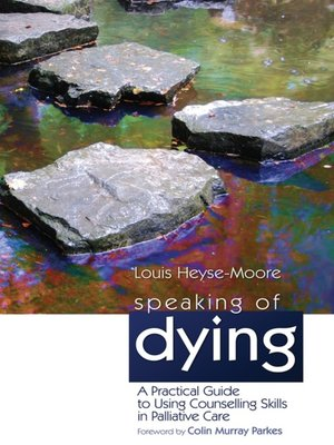 cover image of Speaking of Dying