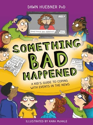 cover image of Something Bad Happened