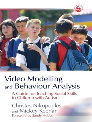 cover image of Video Modelling and Behaviour Analysis
