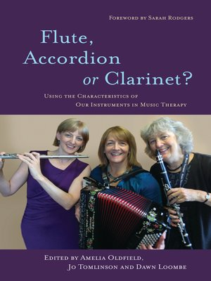 cover image of Flute, Accordion or Clarinet?