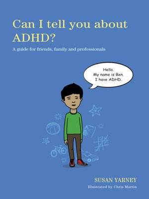 cover image of Can I tell you about ADHD?