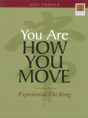 cover image of You Are How You Move