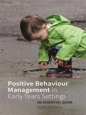 cover image of Positive Behaviour Management in Early Years Settings
