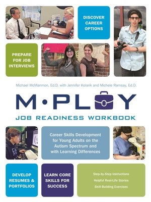 cover image of Mploy – a Job Readiness Workbook