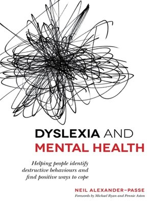 cover image of Dyslexia and Mental Health