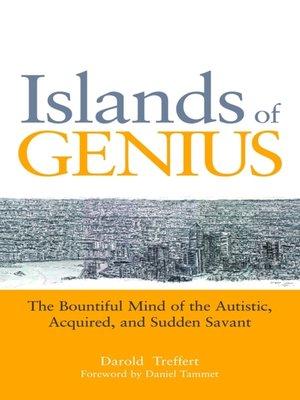 cover image of Islands of Genius