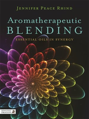 cover image of Aromatherapeutic Blending