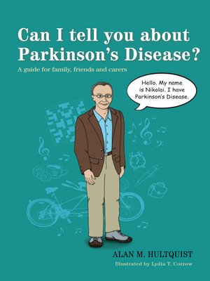 cover image of Can I tell you about Parkinson's Disease?