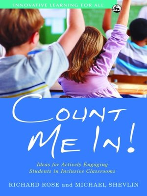 cover image of Count Me In!