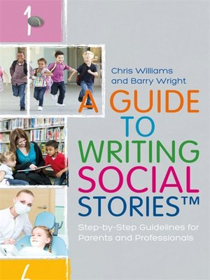 cover image of A Guide to Writing Social Stories<sup>TM</sup>