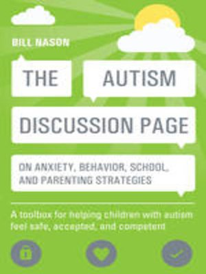 cover image of The Autism Discussion Page on anxiety, behavior, school, and parenting strategies