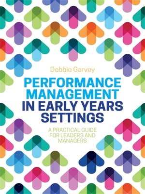 cover image of Performance Management in Early Years Settings