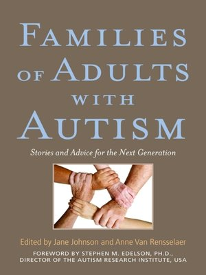 cover image of Families of Adults with Autism