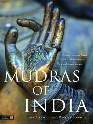 cover image of Mudras of India