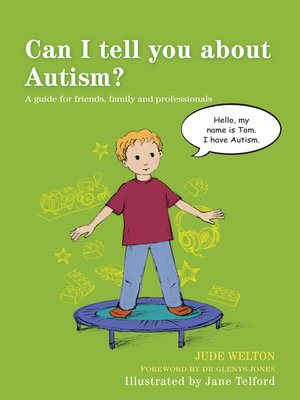 cover image of Can I tell you about Autism?