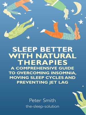 cover image of Sleep Better with Natural Therapies