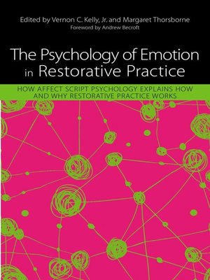 cover image of The Psychology of Emotion in Restorative Practice